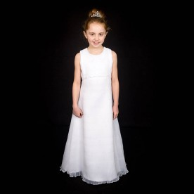 Elsa Communion Dress