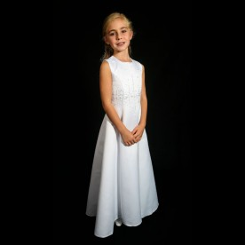 LAURA Communion Dress