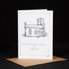 C14 Communion Card
