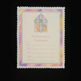 INV1 Communion Invitations