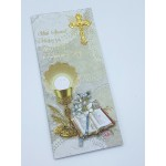 BC1  Communion Card  Boxed