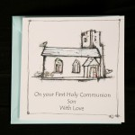 C02 Communion Card - Son