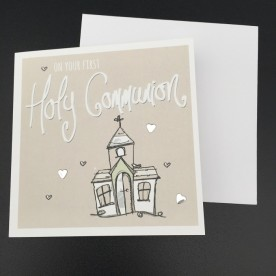 C13 Communion Card