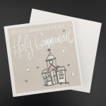 C07 Communion Card - Goddaughter