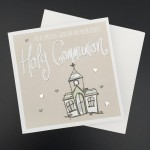 C08 Communion Card - Godson