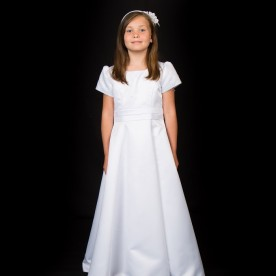 OLIVIA Communion Dress