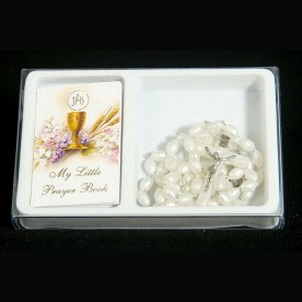 RGS1 Communion Rosary Giftset