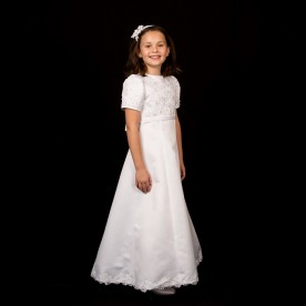 ANNA Communion Dress