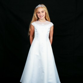 SAMMY Communion Dress