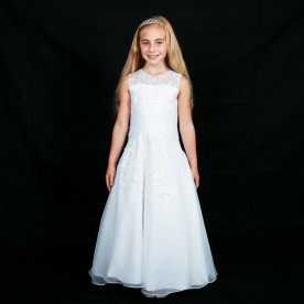 GRACE Communion Dress