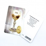 PC5 Communion Prayer Card